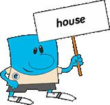 Английские слова на тему Дом