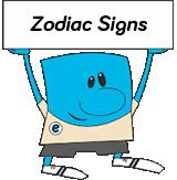 Знаки зодиана на английском языке
