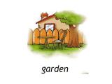 Английские слова на тему «Сад, огород» — garden
