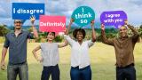 Английские слова/лексика на тему «Выражение согласия и несогласия» — Agreement and disagreement