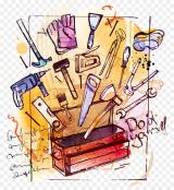 Английские слова/лексика на тему «инструменты» — tools