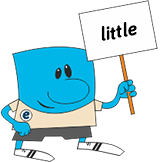 Синонимы и антонимы little