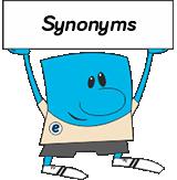 Синонимы английских слов